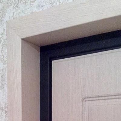 порог откосы входных дверей беленый дуб фото